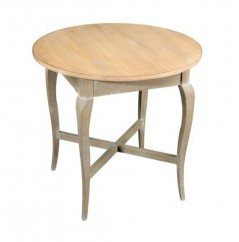TABLE D'APPOINT MEDAILLON