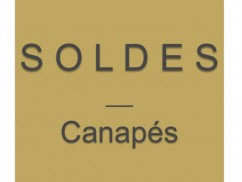 SOLDES   CANAPES