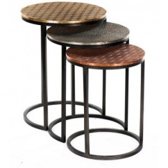 Table gigogne METAL - 50 %