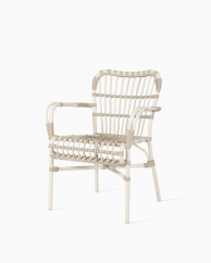OUTDOOR - Vincent SHEPPARD  Fauteuil  empilable LUCY