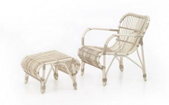 OUTDOOR - Vincent SHEPPARD  Fauteuil LUCY