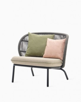 OUTDOOR - Vincent SHEPPARD   Lounge Chair KODO
