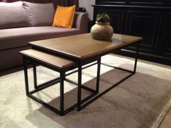 Table basse gigogne HUGO