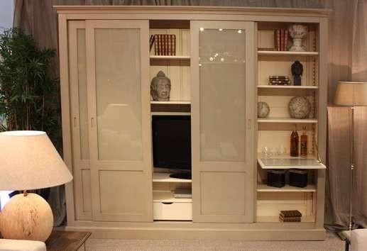meuble bibliothque avec portes biblioth que avec porte de bureau en bois tous les design. Black Bedroom Furniture Sets. Home Design Ideas