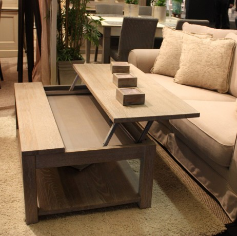 table basse relevable lisa coup de soleil mobilier. Black Bedroom Furniture Sets. Home Design Ideas