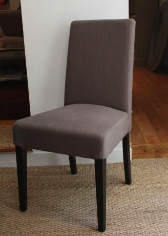 Chaise d houssable milan coup de soleil mobilier - Comment nettoyer un canape en tissu non dehoussable ...