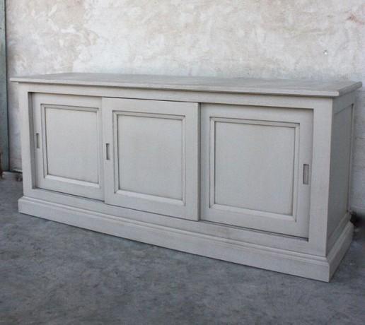 bahut portes coulissantes rialto coup de soleil mobilier. Black Bedroom Furniture Sets. Home Design Ideas