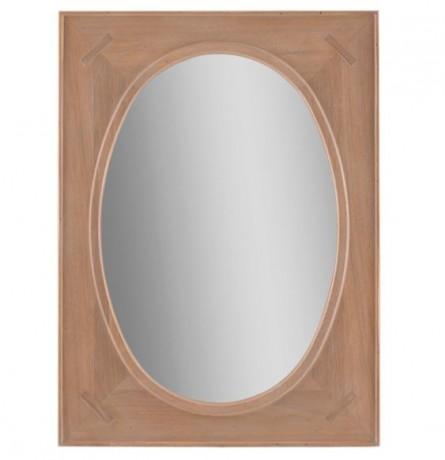 Miroir patine medaillon grange coup de soleil mobilier for Miroir des 7 astres