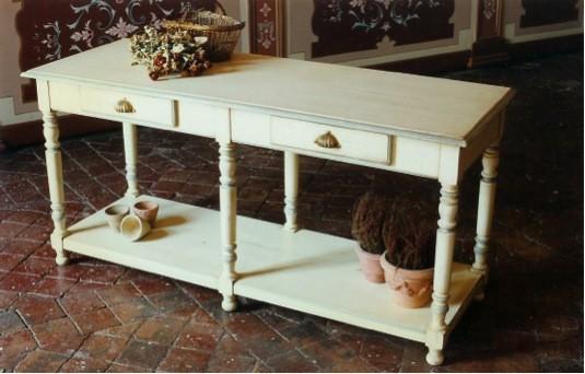 desserte proven ale menerbes coup de soleil mobilier. Black Bedroom Furniture Sets. Home Design Ideas