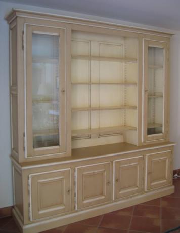 biblioth que haut de gamme sur mesure coup de soleil mobilier. Black Bedroom Furniture Sets. Home Design Ideas
