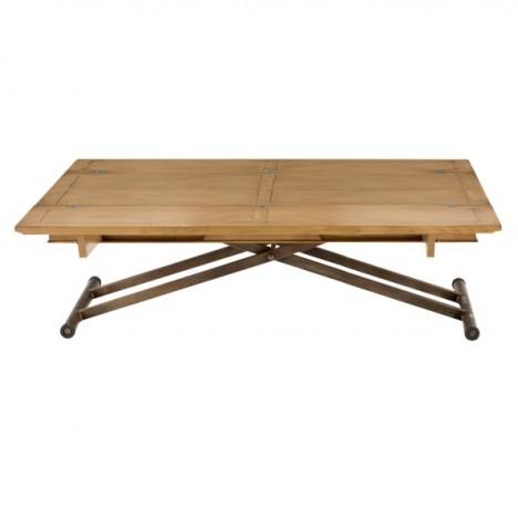 table basse transformable grange coup de soleil mobilier. Black Bedroom Furniture Sets. Home Design Ideas