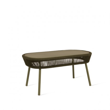 table basse de jardin - sheppard - loop